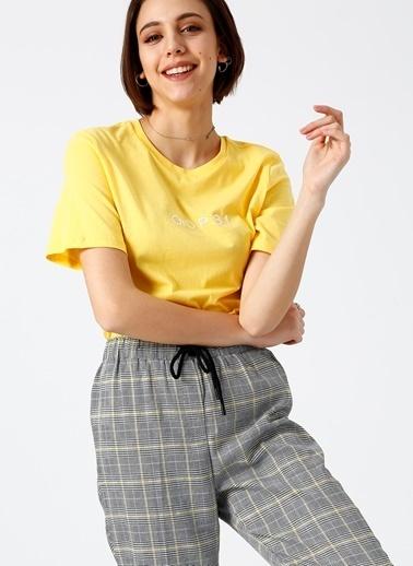 Vero Moda Tişört Sarı